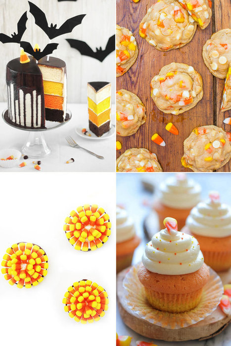 14 Desserts Inspired by Candy Corn - POPSUGAR   ♨ Family & Food ♨   Scoop.it