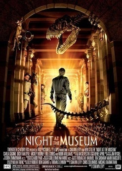 Night at the Museum: exhibits come to life in London - Downtime | museum-relevant | Scoop.it