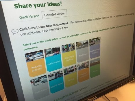 Palo Alto, Calif's 'Digital Commenter' Gives Citizens a Voice   Go Open Government   Scoop.it