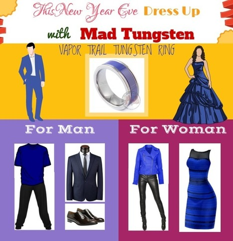 Blue colour is the most stylish colour that is trending in fashion. See what Mad Tungsten is giving you in Blue. | mad tungsten | Scoop.it