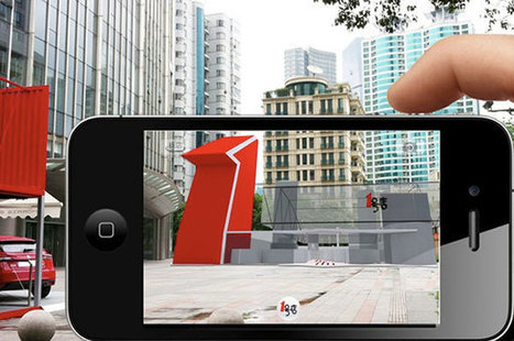 China's Surreal Retail Application Of Augmented Reality | Earthtechling | Matmi Staff finds... | Scoop.it