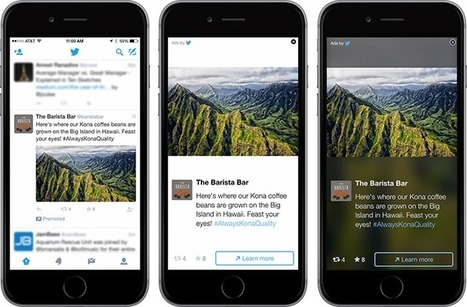 Twitter Expands Its Program For Ads Outside Twitter | InformationCommunication (ICT) | Scoop.it