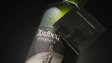 Ardberg Distillery Creates World's First Whisky Matured in Outer Space   Strange days indeed...   Scoop.it