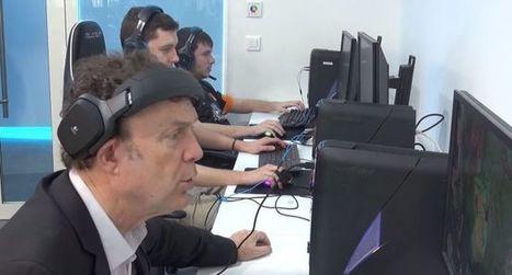Julien Lepers souhaite devenir un Gamer professionnel   HiddenTavern   Scoop.it