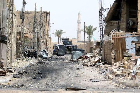 Air strikes 'killed at least 150' jihadists fleeing Iraq's Fallujah   Archaeology, Culture, Religion and Spirituality   Scoop.it