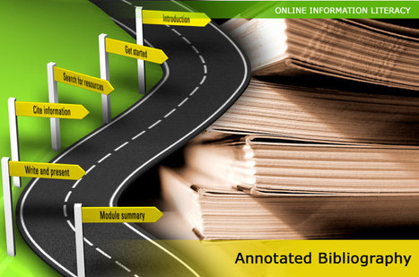 What are Annotated Bibliographies, and How to Prepare them? | Yeaaah! Citation Generators and much more :DD | Scoop.it