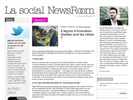 9 leçons d'innovation. Quelles sont les vôtres ? | Websourcing.fr | Innovations urbaines | Scoop.it