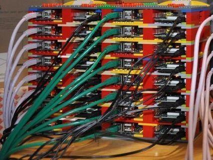 64 Raspberry Pis + Legos = Supercomputer | Raspberry Pi | Scoop.it