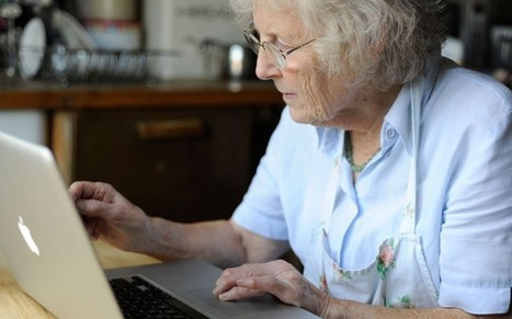 Older internet users demand digital health services | SME's, Management, Busines, Finance & Leadership | Scoop.it