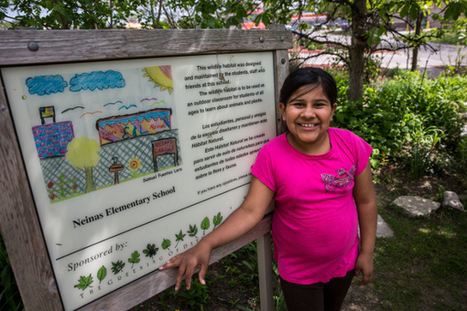Detroit kids become environmental citizens through place-based learning - Model D | project based learning | Scoop.it