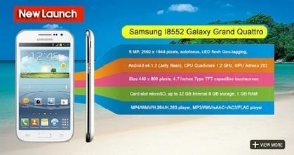 Samsung Galaxy Grand Quattro Full specification & Price - PcGin | PcGin - PC, Gadgets, Tablets, Phones, Laptops | Scoop.it