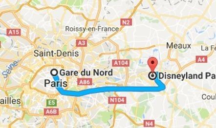 Charles de gaulle Cdg airport transfers to disneyland paris | paris shuttle cdg airport to paris city disneyland | Scoop.it
