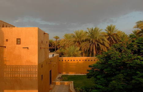 Sites culturels d'Al Aïn (Hafit, Hili, Bidaa Bint Saud et les oasis) - UNESCO World Heritage Centre | Les déserts dans le monde | Scoop.it