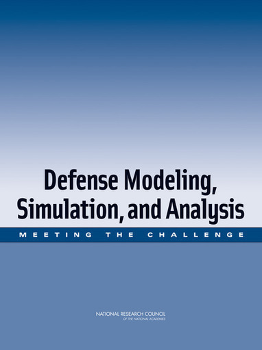 Defense Modeling, Simulation, and Analysis: Meeting the Challenge | Strategy | Scoop.it