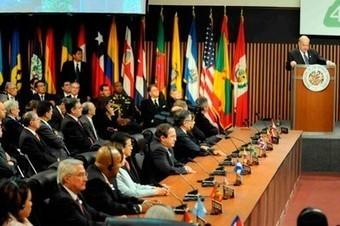 Países de Latinoamérica y el Caribe apoyan que sede de CIDH ... - teleSUR TV | Un poco del mundo para Colombia | Scoop.it