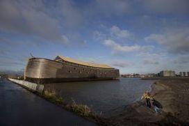 Man builds life-sized replica of Noah's Ark | DiverSync | Scoop.it