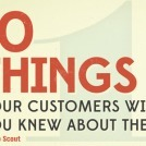 10 Things your customers wish you knew about them [INFOGRAPHIC] | Social Media and Web Infographics hh | Scoop.it