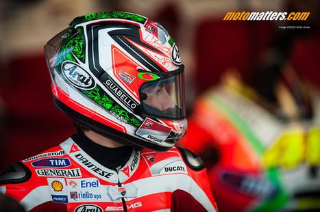 Scott Jones At Silverstone 2012: Friday Photos | MotoMatters.com | Ductalk Ducati News | Scoop.it