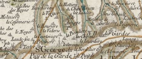 Absents du pays, Saint-Georges-du-Puy-de-la-Garde, 1793 | GenealoNet | Scoop.it