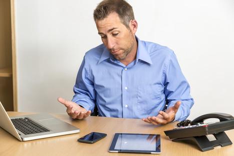Nos dirigeants d'entreprise sont atteints d'immaturité numérique ! - Le Huffington Post Quebec   Téletravail   Scoop.it