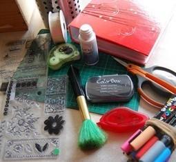 Scrapbooking avec Rosy | Evasion – Un moment de plaisir et créativité! | LeroyAgencyPress | Scoop.it
