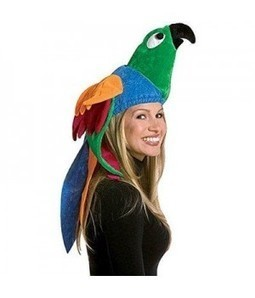 Parrot Hat   Online Store   Scoop.it