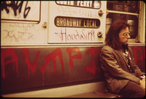 Photographs of New York Subway in 1973 | Photography stuff | Scoop.it