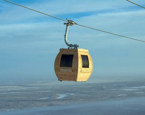 11 of the world's weirdest and coolest saunas | Strange days indeed... | Scoop.it