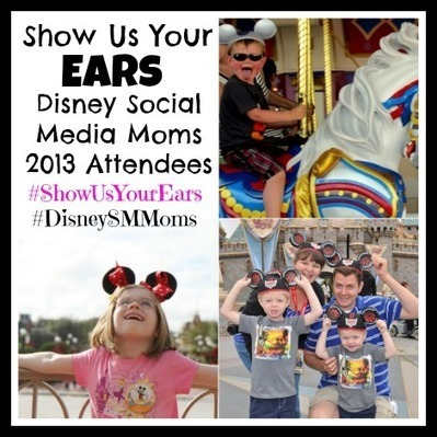 Show Us Your Mouse Ears: Disney Social Media Moms Edition | Social Media Article Sharing | Scoop.it
