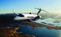 Flexjet and Bombardier launch nationwide Learjet 85 aircraft mock-up tour - eTurboNews | Aerospace industry | Scoop.it