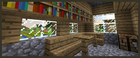 Minecraft Makes You Think   Gamification for Learning   Scoop.it