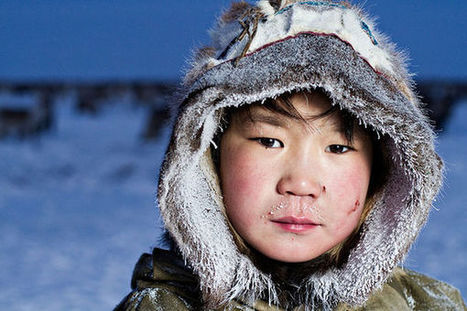 Breathtaking Siberian Village Photography - People From the End of the Earth Capture Village Locals (TrendHunter.com) | Digital-News on Scoop.it today | Scoop.it