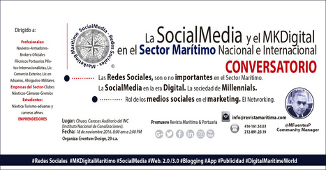 La SocialMedia y el MKDigital | SECTOR ACUATICO | Scoop.it