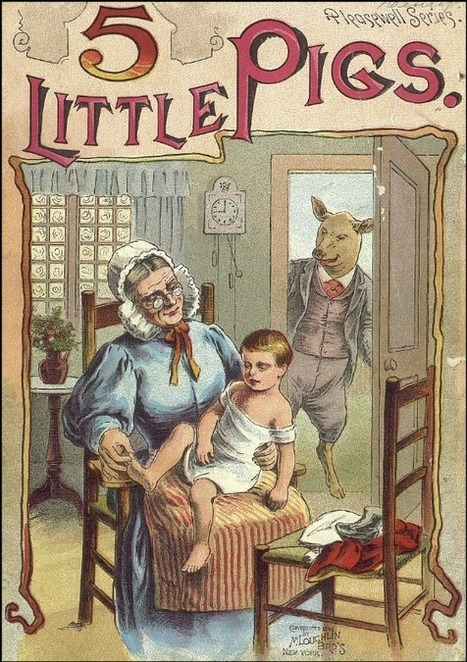 Enter an Archive of 6,000 Historical Children's Books, All Digitized and Free to Read Online   IELTS, ESP, EAP and CALL   Scoop.it