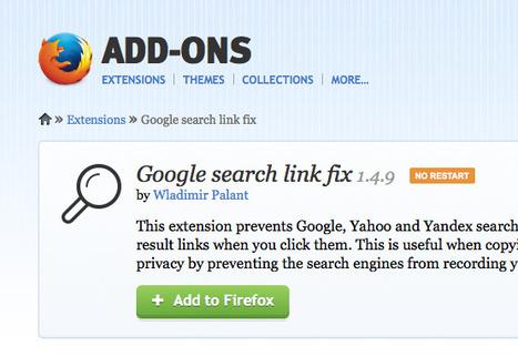 Google search link fix | TELT | Scoop.it