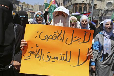 El dolor se apodera de las calles de Cisjordania por el asesinato de un bebé | La R-Evolución de ARMAK | Scoop.it