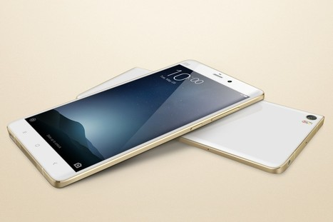 Xiaomi launched MI Note 2 | New Smartphones and Cell Phones | Smartphones | Scoop.it