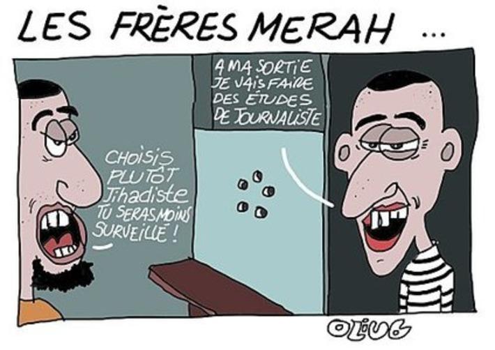 Les frères Merah | Baie d'humour | Scoop.it