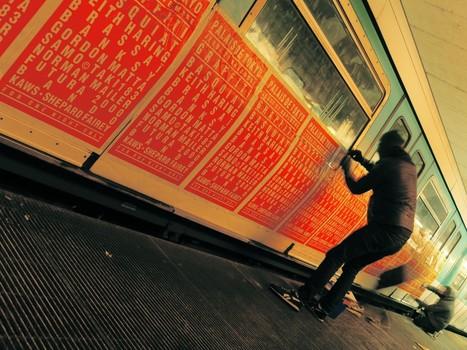 [Diaporama] Lasco Project: graffiti et street art au Palais de Tokyo | Street art | Scoop.it