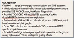 Google Cookies Linked to Government Hacking Initiative in New Snowden Leak | Digital-News on Scoop.it today | Scoop.it