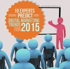 10 Experts Predict Digital Marketing Trends for 2015 | 21 century Learning Commons | Scoop.it