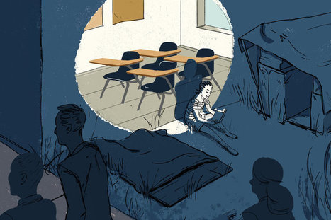 As The Number Of Homeless Students Soars, How Schools Can Serve Them Better | Beyond the Stacks | Scoop.it
