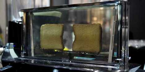 This Bugatti Toaster Puts All Other Toasters To Shame | digitalSpice | Scoop.it