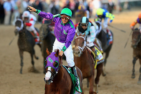The victory of California Chrome and the magic of the Derby | SI.com | Horse Topics | Scoop.it