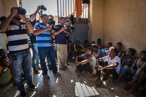 Libye: l'histoire d'un reportage impossible | DocPresseESJ | Scoop.it