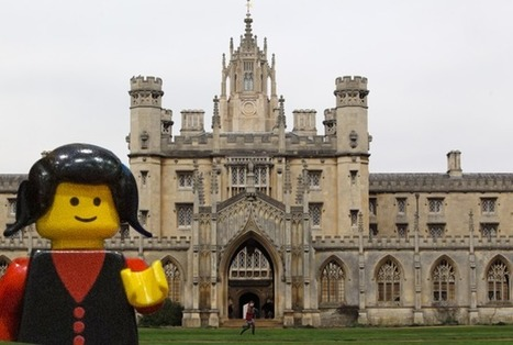 University of Cambridge is Getting a Professor of LEGO | Paco Prieto | Scoop.it