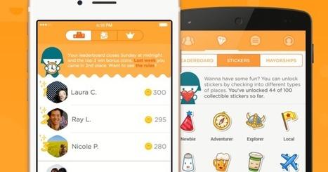 Swarm de Foursquare autorise le check-in privé sans partage | Geeks | Scoop.it