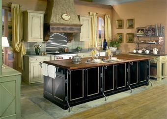 International decor: Create French style kitchen or French country kitchen designs   International Decorating ideas   Scoop.it