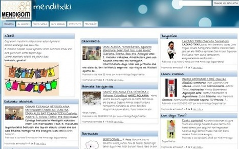 Experiencia TIC Mendigoiti — ParaPNTE   TIC- IKT   MENDILLORRI_ MENDIGOITI 2.0   Scoop.it