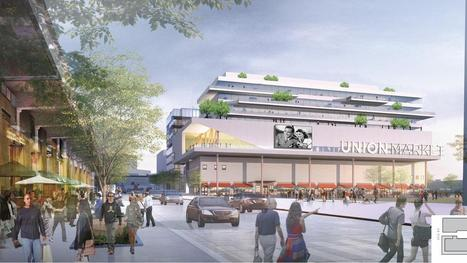 Edens throws latest pitch for Union Market: Offices, theater, retail and maybe residential - Washington Business Journal | Occupier 411 | Scoop.it